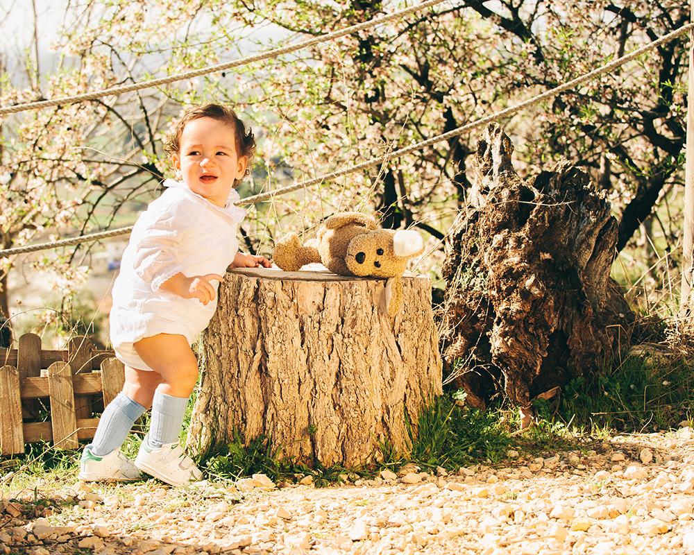 Fotos de Niños en estudio fotografico en Madrid